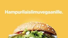 McDonald's is finally making a vegan burger