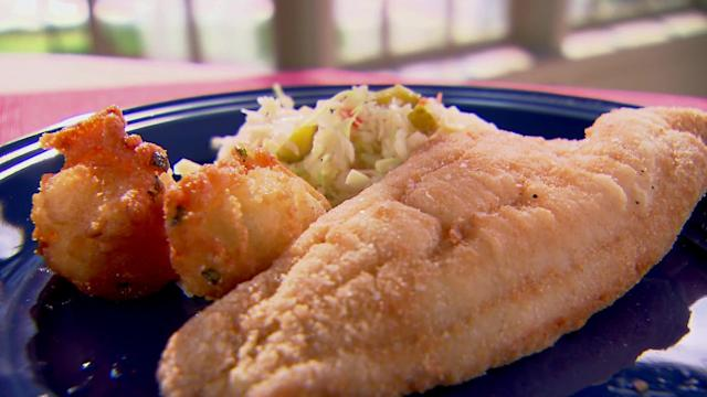 Cousin Pete's Famous Fried Catfish Recipe