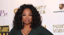 Oprah Winfrey: I'm proud to be happy