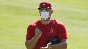 In or out? Trout still not sure about playing