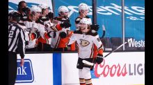 Ducks defeat Sharks for second straight game