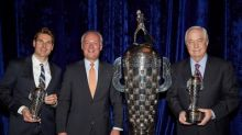 BorgWarner Presents BorgWarner Championship Trophies to 2018 Indianapolis 500 Winners Will Power and Roger Penske