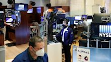 Stock market news live updates: Stock futures lower as investors consider earnings, await jobless claims
