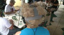 Ancianos de Miami cumplen sus sueños y combaten depresión con realidad virtual