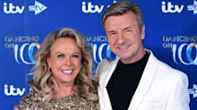 Jayne Torvill: It will be strange not being able to hug Christopher Dean