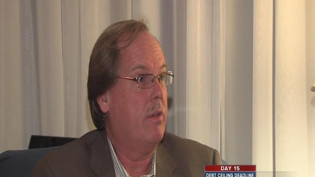 WEWS-TV Political Analyst Dr. Tom Sutton looks at the political battle over the government shutdown.