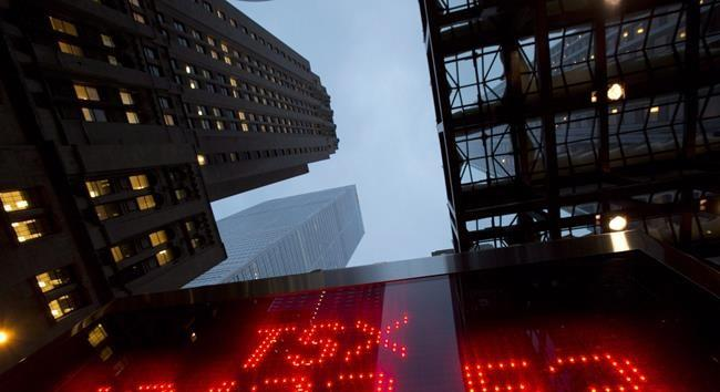 TSX moves lower on signals about interest rate cuts from Federal Reserve
