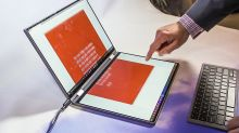 Foldable PCs at CES