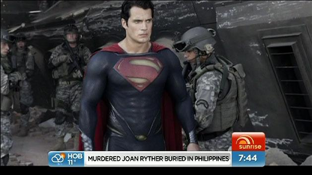 'Man of Steel' soars at box office
