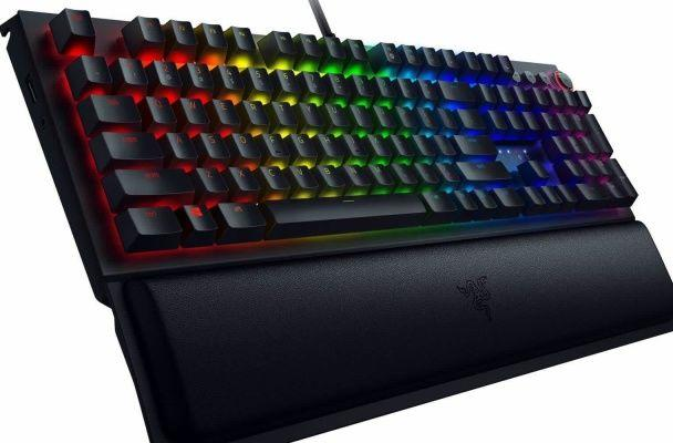Razer's BlackWidow Elite keyboard returns to record low of $85