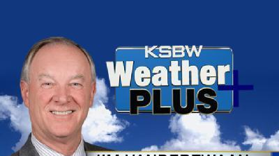 Watch Your Sunday Morning KSBW Weather Plus Forecast