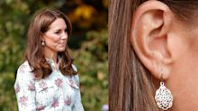Duchess Kate's £1.50 earrings sold out - but five of her jewellery pieces are still in stock