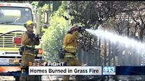 Suspicious Activity Investigated After Fire Damages 2 South Sacramento Homes