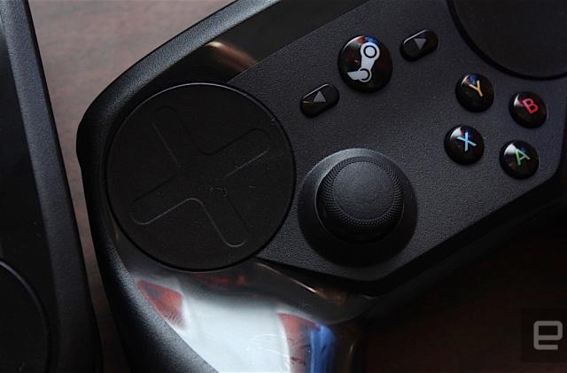 Valve tests Steam Controller customizations and 3D VR screenshots