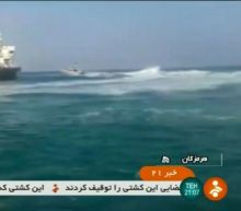 Iran Guards seize 'foreign tanker' accused of smuggling fuel