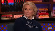 Candice Bergen said Trump was a 'douche' when they went on a date