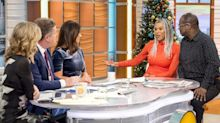 Piers Morgan shuts down Munroe Bergdorf for using n-word on Good Morning Britain