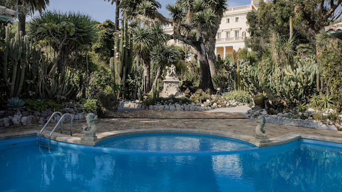 Inside the world's most expensive house
