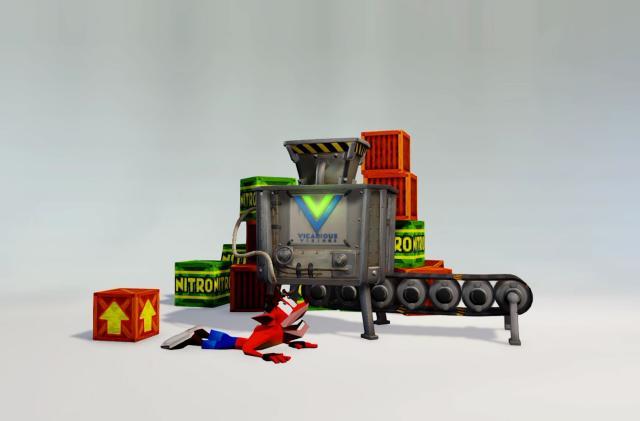 The (re)making of 'Crash Bandicoot'