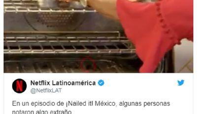 Cucaracha trollea episodio de Nailed It! México y Netflix se lo toma con humor