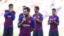 Klärt Messi heute seine Zukunft?