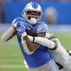 Detroit Lions' Kenny Golladay in danger of missing Green Bay Packers game