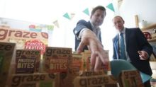 Unilever has appetite for cut-price takeover of Graze