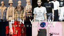 #POPBEE 專題:整合 2017 秋冬紐約時裝週 ,你一定要知道這 6 個最具人氣與話題性的系列!