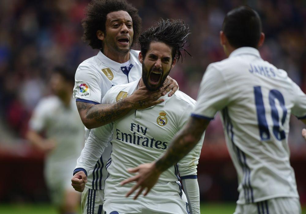 VIDEO: Isco, le sauveur du Real Madrid à Gijon