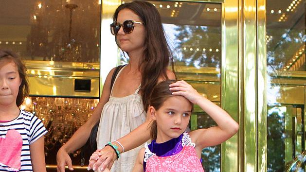 Suri Cruise Being Called A Brat And A Bitch