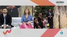 Críticas a 'Viva La Vida' por su tremenda metedura de pata sobre la boda de Sergio Ramos y Pilar Rubio