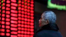 Global Markets: Asian shares edge lower as investors await tariff deadline