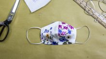Coronavirus: le CHU de Lille autorise la reproduction de son masque en tissu