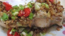【食譜】住家風味!梅菜蒸鯇魚