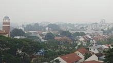 Haze in 'unhealthy' range in Singapore for first time in over 3 years