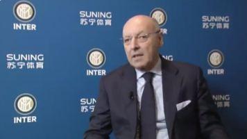 """L'annuncio ufficiale di Marotta: """"Da oggi farò parte dell'Inter. Ecco la carica che ricoprirò"""""""