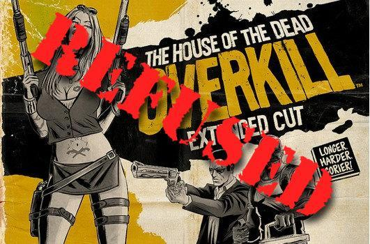 'Extended Cut' content keeping House of the Dead out of Australia