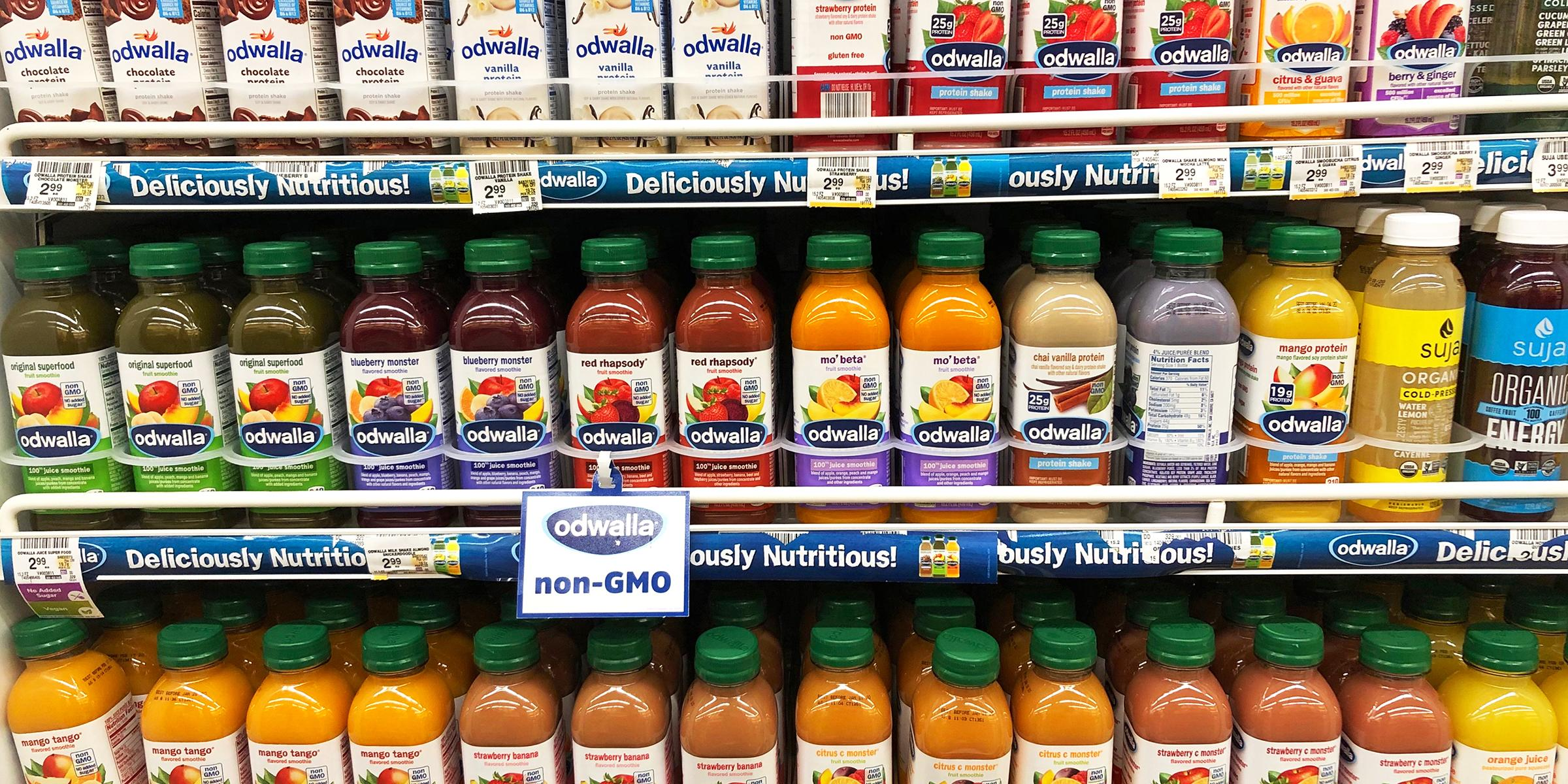 The Odwalla juice brand is getting shut down by Coca-Cola