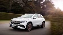 Deux nouvelles motorisations pour la Mercedes EQA