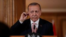 U.N. has 'collapsed' in the face of Gaza violence, says Turkey's Erdogan