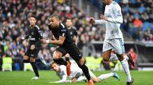Foot - Transferts - Kylian Mbappé (PSG) en une du quotidien sportif espagnol «AS»