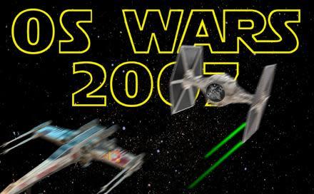 Poll: OS war, 2007