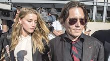 """Johnny Depp Goes After Amber Heard With $50M Defamation Suit; Actress Calls """"Frivolous"""" – Update"""