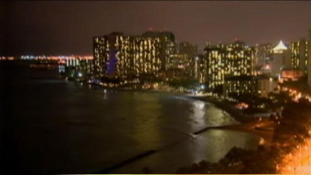 Tsunami Warning: 7.7 Earthquake Causes Tsunami in Hawaii