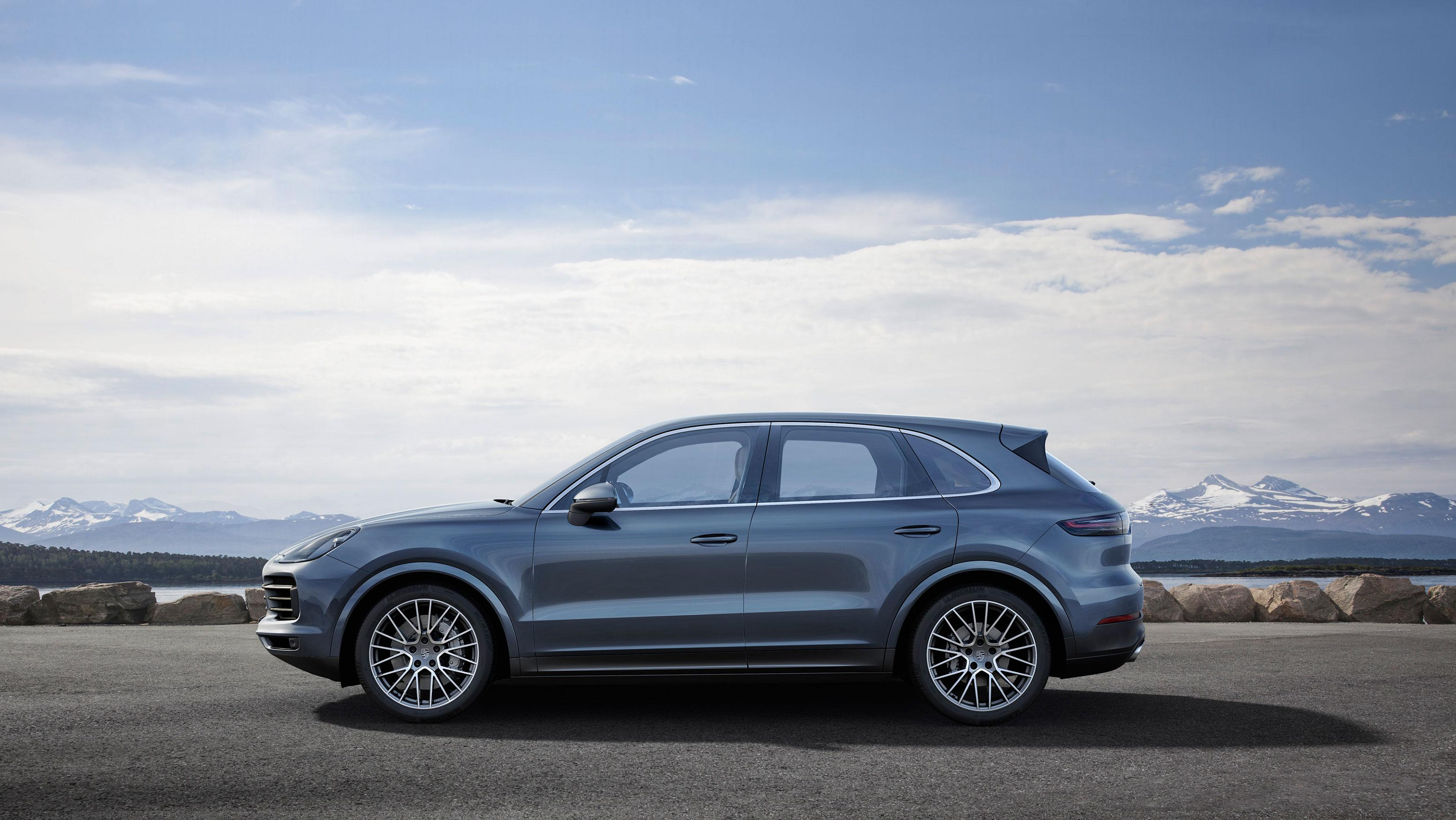 Why the Porsche Cayenne S Is the driver's SUV