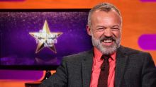 Updated: Graham Norton Show welcomes national treasure in new line-up