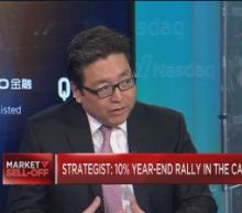 A 10% rally by year-end is still on the table, says Funds...