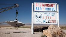 Alien hotel fully booked on weekend of viral 'Storm Area 51' event
