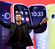 Nokia relaunches iconic 3310 mobile model