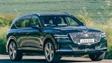 Genesis GV80 review: dismal handling and gormless detailing – this huge SUV fails to live up to the hype